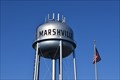 Image for Marshville Water Tower - Marshville, NC, USA
