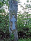 Image for Carved Celtic Cross - Goderich, Ontario