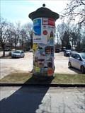 Image for Litfaßsäule am Parkplatz in Wolfegg - Wolfegg, BW, Germany