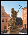 Image for Neptune Fountain & Neptune Planet - Staré Mesto, Czech Republic