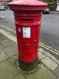 Image for Victorian Pillar Box - Florence Road - Brighton - East Sussex - UK
