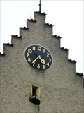 Image for Chateau Clock - Zleby, Czech Republic