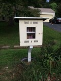Image for Trailway Dr. Little Free Library - Rockville, MD