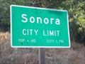 Image for Sonora - pop. 4,610   - Sonora CA