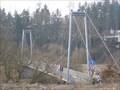 Image for Ptací lávka, Berounka river, PM, CZ, EU