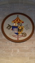 Image for Wappen im Kreuzgang - Maria Laach - RLP - Germany