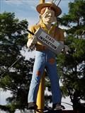 Image for Muffler Man - Happy Half-Wit - Dallas, TX