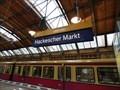 Image for Bahnhof Berlin Hackescher Markt - Berlin, Germany