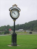 Image for NAWCC Clock at SVCC Visitor Center - Columbia PA