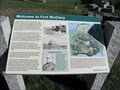 Image for Welcome to Fort McClary - Kittery Point, Maine