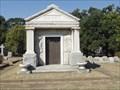 Image for Bennett Mausoleum - Oakwood Cemetery Historic District - Fort Worth, TX[