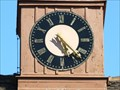 Image for Town Clock at Mairie - Rathaus, Muttersholtz - Alsace / France
