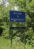 Image for Vermont / Massachusetts Border - Highway 7, Massachusetts, USA
