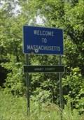 Image for Vermont / Massachusetts Border - Highway 7, Massachusetts, USA