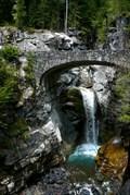 Image for Christine Falls Bridge - Mt. Rainier National Park