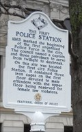 Image for The First Police Station