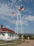 Image for Coast Guard Flag Pole – Grand Marais, MN