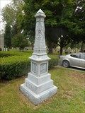 Image for Reeves Family - Belleville Cemetery - Belleville, ON
