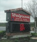 Image for Walgreens Time and Temperature - San Carlos, CA