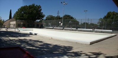 Frank H Ball Park Swimming Pool And Recreation Building 1940 Fresno Ca Wpa Projects On