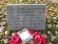 Image for VE/VJ Day Memorial - Silver End Road, Haynes, Bedfordshire, UK