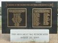 Image for Spring City School Bus Tragedy Memorial - Spring City, TN