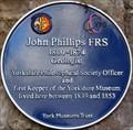 Image for John Phillips - Museum Gardens, Marygate, York, UK