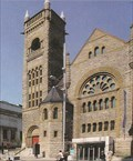 Image for Erskine and American United Church Building - Montreal, Canada