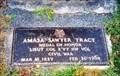Image for Amasa Sawyer Tracy-Middlebury, VT