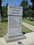 Image for Merced County Veterans Memorial - Merced, CA