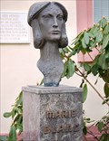 Image for Bildnis Marie Blanc — Bad Homburg v. d. Höhe, Germany