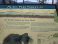 Image for ARCHIVED - Maiden Peak Viewpoint
