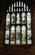 Image for Memorial Window, Holy Trinity Church, Skipton, Yorks, UK