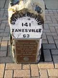 Image for National Road Milestone 141 - St. Clairsville, Ohio