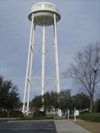 Grand Strand Water Sewer Authority Aynor Sc Water Towers On