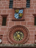 Image for Clock on Hist. Rathaus - Sulzbach-Rosenberg, BY, Germany