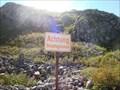Image for Plöckenpass kleiner Pal - Austria/Italy