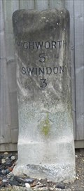 Image for Milestone - Swindon Road, Stratton St Margarets, Swindon, Wiltshire, Uk.
