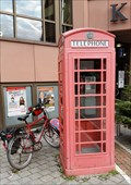 Image for Red Telephone Box - Bad Homburg, Germany