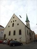 Image for Evangelical Lutheran hospital church, Regensburg - Bavaria / Germany