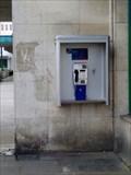Image for Telefonni automat, Sokolov, obchodni dum Ural