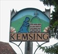 Image for Kemsing Village Sign, Kemsing, Kent. UK