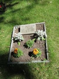 Zanta Gravesite, Noorköping, Sweden