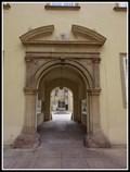 Image for Portál mezi nádvorími - Brno, Czech Republic