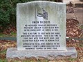 Image for Union Soldiers Memorial - Moulton, AL