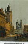 Image for Old Town Hall and Old Town Square  by  Karel Stolar - Prague, Czech Republic