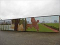 Image for Forest Centre Mural - Millennium Country Park, Marston Vale, Bedfordshire, UK