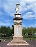 Image for Pontarddulais War Memorial - County of Swansea, Wales.