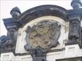 Image for Malý znak republiky Ceskoslovenské - Ovocný trh, Praha, CZ