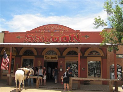Grand Hotel Tombstone Arizona Arizona Historical Markers On Waymarking Com